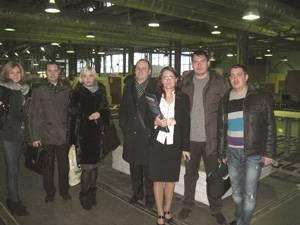 Партнеры «ФЕЛИКСа» посетили фабрику Компании в Кожухово