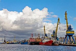 Группа Стандарт - поставщик опалубки для Мурманского морского торгового порта