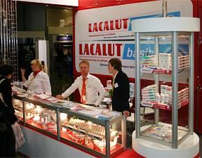 ЗАО «Натусана» с торговой маркой LACALUT приняла участие в «DENTAL EXPO 2011»