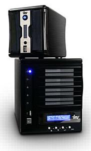 Новое направление iRU - системы хранения данных класса SOHO
