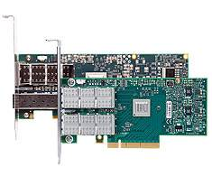 DSCon ������������ ����������������� �������� 56Gb/s FDR InfiniBand � 10/40Gb Ethernet ��� ���� PCI Express 3.0 � Mellanox ConnectX�-3