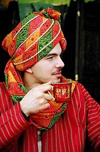 Всемирный Фестиваль Чая и Кофе в Коломенском