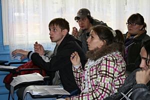 Бизнес-лагерь в Югре открылся