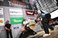 В Австрии прошли соревнования лесорубов при поддержке Jacques Lemans