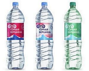 Новый бренд питьевой воды на федеральном рынке — «Горная вершина»