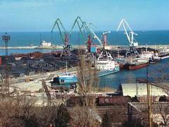 Решение группы компаний «ЭЛВИС» для безопасности Махачкалинского морского порта