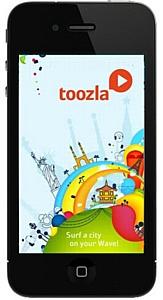 ����� iPhone � ����� Toozla!