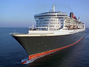 ���������� ������  �Queen Mary 2�  ����������� ���� ������ � ��������