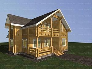 Конкурс «Красивые  деревянные дома» показал движение вперед в проектировании коттеджей – Монтос Дом