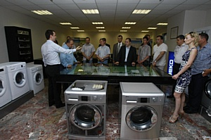 Официальный визит российских дилеров БЕКО в центральный офис компании в Стамбуле