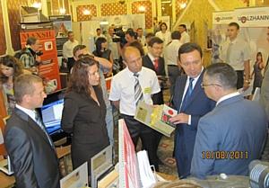 Корпорация ТехноНИКОЛЬ приняла участие в работе выставки предприятий строительного комплекса в Казани