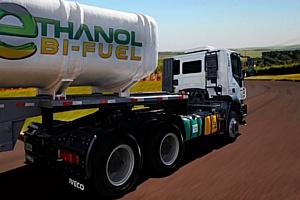 Новый Iveco Trakker Bi-fuel: бразильский коктейль из этанола и солярки