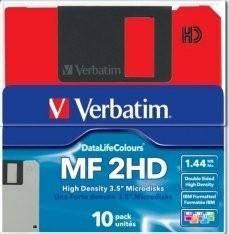 Компания Verbatim продолжит выпускать дискеты