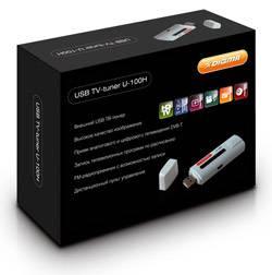����� ������� USB ��-����� Digma U-100H �� ���� ���������� AMD ATI Theater�