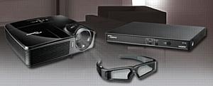 �������������� 3D ��������� Optoma - ����� ����� 3D ���������� ��� ��������� � ������ � ��������� ��� ���� HI-END ������