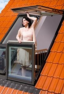 Окно-балкон – теперь не сон