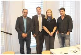 Специалисты клиники Санитас приглашены в Швейцарию
