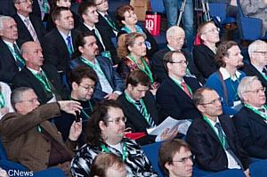 LG Electronics приняла участие в CNEWS Forum 2010: Информационные технологии завтра