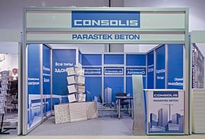 ��� ��������� ����� / Consolis Russia �� �������� Mosbuild 2010