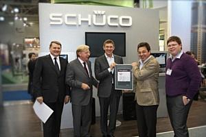 «Алкон-Трейд-Систем» второй год подряд признана премиум-партнером компании Schueco