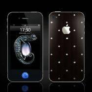 Ювелиры украсили iPhone 4G небесными светилами