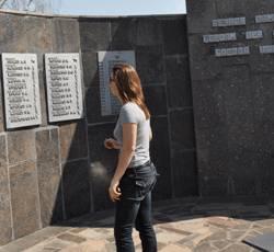 Сотрудники ОАО «Белгородская сбытовая компания» приняли участие в акции «Мы помним!», проехав по памятным местам Великой Отечественной войны