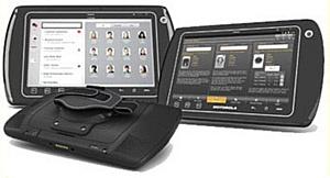САОТРОН начинает продажи бизнес-планшета Motorola ET1
