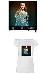 ELLE.ru и Кира Пластинина разыгрывают эксклюзивные футболки