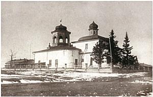 Сокровищница Омского краеведческого музея в Коломенском