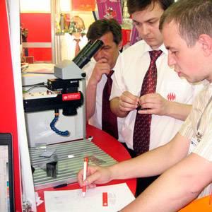 Лазерные технологии обработки на выставке Металлообработка 2012
