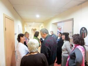 Петербургские врачи ознакомились с возможностями литовской медицины