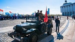 «За рулем» принял участие в автопробеге «По дорогам Великой Победы»