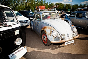 ��� ����� ���������� �� Volkswagen Festival!
