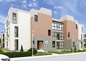 Компания «Монтос-Дом» представила новый проект многоквартирного жилого здания