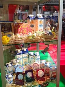 «Рузское молоко» в составе первой российской делегации на выставке в Лондоне.