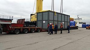 Перевозка прессового оборудования из Китая, Индии, Италии и Германии в Россию