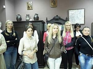 «Метро» и Сбербанк России – совместная поездка в «Вятское».