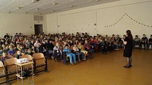 В Мариуполе 440 детей посетили тренинг по минной безопасности