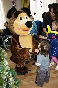 ТГК-5 подарила встречу со сказкой детям с ограниченными возможностями Чувашии