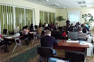 Учебный центр АЭТП впервые в Магадане