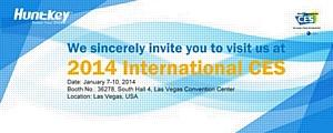 Решения Huntkey на выставке CES 2014 в Лас-Вегасе