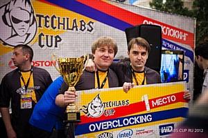 Финал TECHLABS CUP RU 2012: Overclocking
