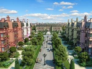 ЖК «Валь д'Эмероль» - лауреат премии «Рекорды рынка недвижимости 2013»