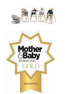 Детский норвежский бренд Stokke взял золото премии Mother&Baby Awards 2015 в Великобритании