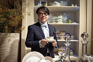 Запуск премиального бренда La Maison в коллаборации с Валентином Юдашкиным