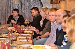 В Воронеже состоялась итоговая встреча образовательного курса «Пивной сомелье»