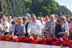 Курские энергетики почтили память погибших в Великой Отечественной войне