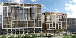Старт продаж клубного корпуса «Barclay-house» в жилом квартале «TriBeCa Apartments»