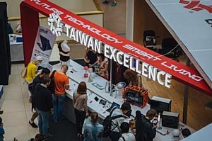 Технологии будущего на « Taiwan Excellence» в Москве
