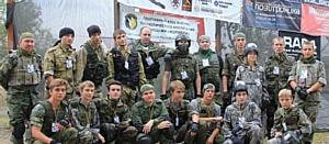 В Черкесске прошел пистолетный турнир «4*4»
